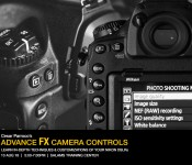 Advance FX Camera Controls