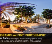 Panoramic and 360 Degrees Photography