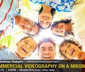 Commercial Videography with Radhakrishnan Chakyat